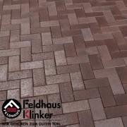 Тротуарная плитка 409 gala ferrum