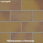 Плитка для гаража и дорожек Stroeher 307 weizengelb